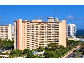 Property for sale at 3333 NE 34th St Unit: 710, Fort Lauderdale,  Florida 33308