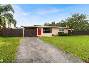Property for sale at 1616 NW 58th Ave, Margate,  Florida 33063
