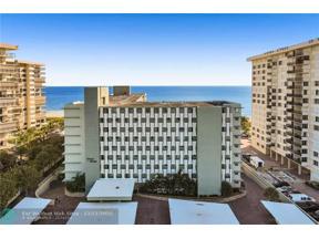 Property for sale at 1850 S Ocean Blvd Unit: 508, Pompano Beach,  Florida 33062