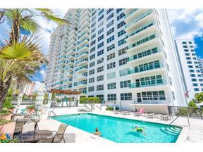Property for sale at 3550 Galt Ocean Dr Unit: 1906, Fort Lauderdale,  Florida 33308