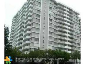 Property for sale at 5825 Collins Ave Unit: 11F, Miami Beach,  Florida 33140