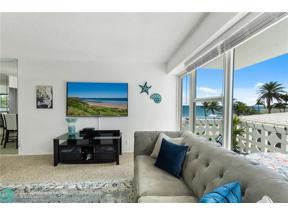 Property for sale at 4010 Galt Ocean Dr Unit: 207, Fort Lauderdale,  Florida 33308