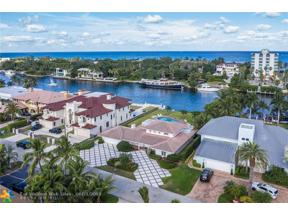 Property for sale at 4140 NE 31st Ave, Lighthouse Point,  Florida 33064