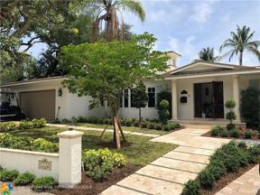 Property for sale at 1132 S Rio Vista Blvd, Fort Lauderdale,  Florida 33316