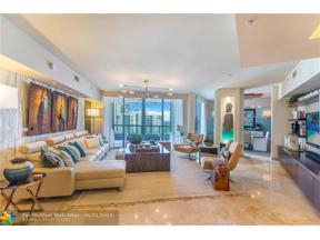 Property for sale at 333 Las Olas Way Unit: 2905, Fort Lauderdale,  Florida 33301