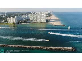 Property for sale at 2100 S Ocean Ln Unit: 1706, Fort Lauderdale,  Florida 33316