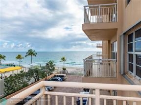 Property for sale at 3850 Galt Ocean Dr Unit: 409, Fort Lauderdale,  Florida 33308
