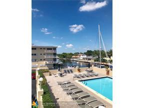 Property for sale at 2881 NE 33rd Ct Unit: 3H, Fort Lauderdale,  Florida 33306
