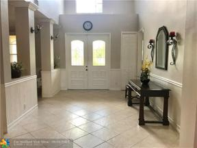 Property for sale at 11550 NW 21st St, Plantation,  Florida 33323