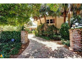 Property for sale at 1620 SE 9th St, Fort Lauderdale,  Florida 33316