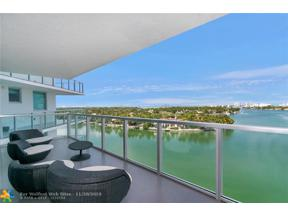Property for sale at 6700 Indian Creek Dr Unit: 1008, Miami Beach,  Florida 33141