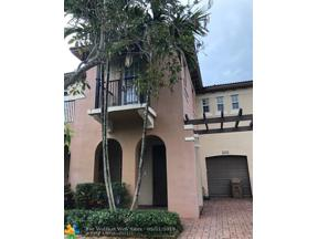 Property for sale at 4442 W Arabian Way Unit: 4442, Cooper City,  Florida 33328