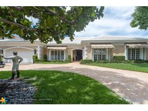 Property for sale at 41 Compass Is, Fort Lauderdale,  Florida 33308