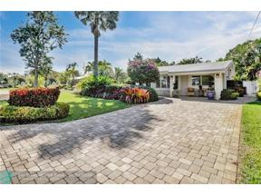 Property for sale at 308 NW 20th St, Wilton Manors,  Florida 33311