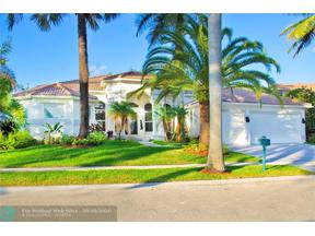 Property for sale at 2525 Montclaire Cir, Weston,  Florida 33327