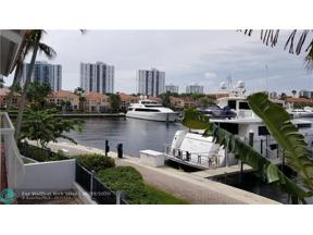 Property for sale at 20936 NE 37th Avenue, Aventura,  Florida 33180