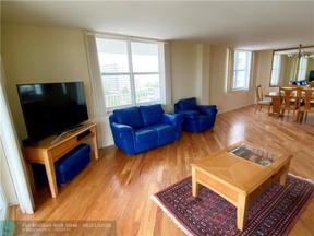Property for sale at 1 Las Olas Circle Unit: 708, Fort Lauderdale,  Florida 33316