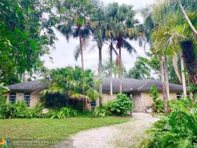Property for sale at 11821 NW 5th St, Plantation,  Florida 33325