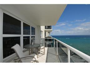 Property for sale at 3500 Galt Ocean Dr Unit: 2604, Fort Lauderdale,  Florida 33308