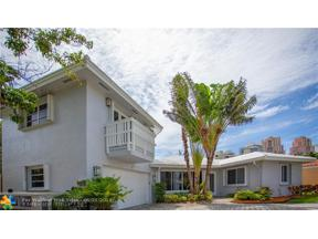 Property for sale at 2412 NE 32nd Ave, Fort Lauderdale,  Florida 33305