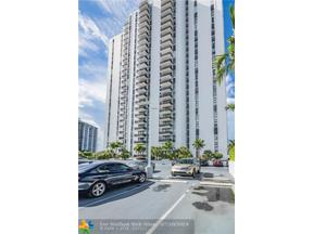 Property for sale at 3675 N Country Club Dr Unit: 2110, Aventura,  Florida 33180