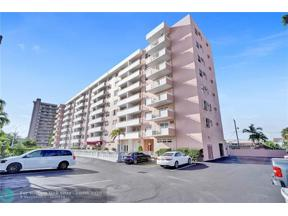 Property for sale at 3201 NE 14th Street Cswy Unit: 102, Pompano Beach,  Florida 33062