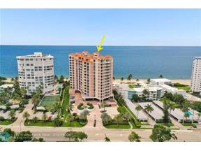 Property for sale at 1460 S Ocean Blvd Unit: 402, Pompano Beach,  Florida 33062