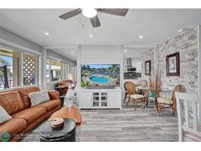 Property for sale at 3216 SE 12th St Unit: 25, Pompano Beach,  Florida 33062