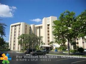 Property for sale at 7200 Radice Ct Unit: 309, Lauderhill,  Florida 33319