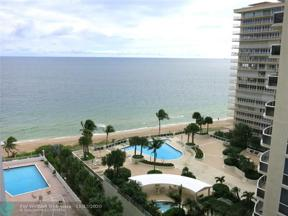 Property for sale at 4250 Galt Ocean Dr Unit: 11F, Fort Lauderdale,  Florida 33308