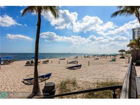 Property for sale at 3800 Galt Ocean Dr Unit: 612, Fort Lauderdale,  Florida 33308