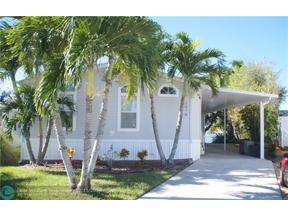 Property for sale at 3070 W Marina Dr, Fort Lauderdale,  Florida 33312