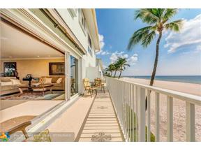 Property for sale at 5400 N Ocean Blvd Unit: 54, Lauderdale By The Sea,  Florida 33308