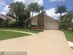 Property for sale at 10550 Fenway Pl, Boca Raton,  Florida 33498