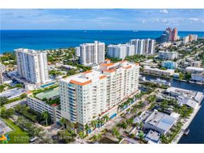 Property for sale at 3020 NE 32nd Ave Unit: 711, Fort Lauderdale,  Florida 33308