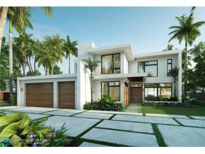 Property for sale at 2418 Fryer Pt, Fort Lauderdale,  Florida 33305