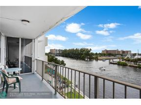 Property for sale at 1609 N Riverside Dr Unit: 403, Pompano Beach,  Florida 33062