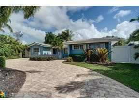 Property for sale at 3488 NE 19th Ave, Oakland Park,  Florida 33306