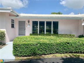 Property for sale at 2417 Bayview Dr, Fort Lauderdale,  Florida 33305