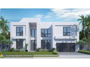 Property for sale at 2001 Marietta Drive, Fort Lauderdale,  Florida 33316