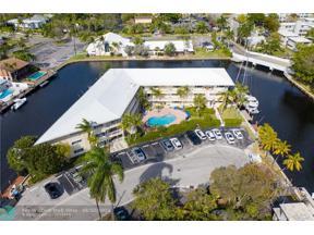 Property for sale at 535 Hendricks Isle Unit: 105, Fort Lauderdale,  Florida 33301
