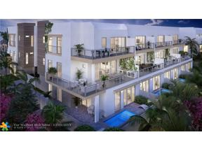Property for sale at 12 SE 10th Ave Unit: 2, Fort Lauderdale,  Florida 33301