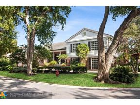 Property for sale at 80 N Compass Dr, Fort Lauderdale,  Florida 33308
