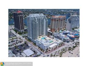 Property for sale at 101 S Fort Lauderdale Beach Blvd Unit: 1002, Fort Lauderdale,  Florida 33316