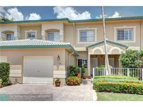 Property for sale at 7986 Exeter Blvd Unit: 101, Tamarac,  Florida 33321