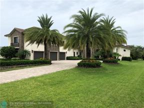 Property for sale at 1430 NW 116th Ave, Plantation,  Florida 33323