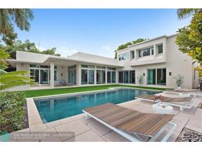 Property for sale at 1424 E Lake Dr, Fort Lauderdale,  Florida 33316