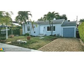 Property for sale at 621 N Victoria Park Rd, Fort Lauderdale,  Florida 33304
