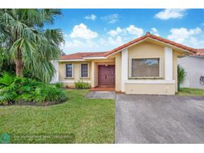 Property for sale at 15110 SW 62nd St, Miami,  Florida 33193