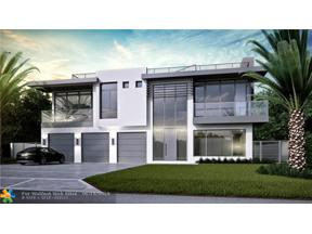 Property for sale at 1517 SE 12Th Ct, Fort Lauderdale,  Florida 33316